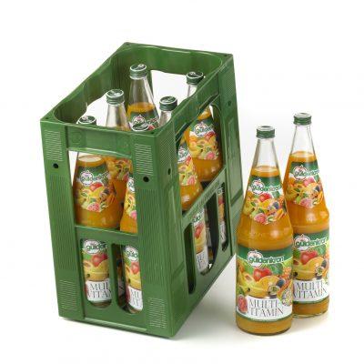 GÜLDENKRON 10L-Multi-Vitaminsaft – Kiste