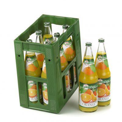GÜLDENKRON 10L-Orange-Kiste