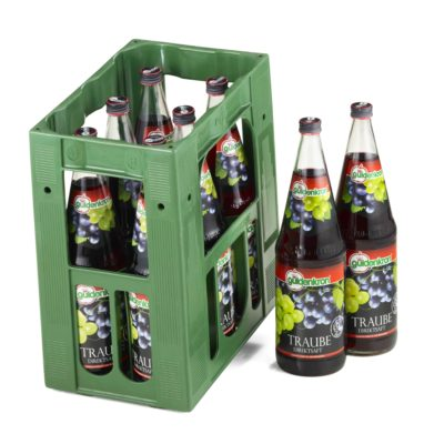 GÜLDENKRON 10L-Traube-Kiste