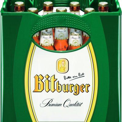 BITBURGER PILS 11 x 0,5 Liter