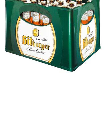 BITBURGER PILS 24 x 0,33 Liter