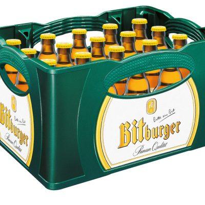 BITBURGER RADLER STUBBI 20 x 0,33 Liter