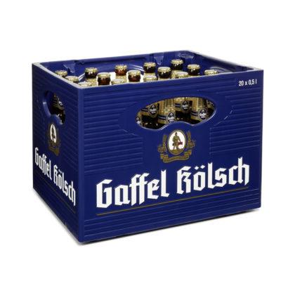 GAFFEL KÖLSCH 20 x 0,5 Liter