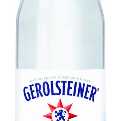 GEROLSTEINER MINERALWASSER NATURELL PET 12 x 1,0 Liter