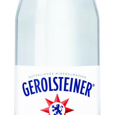 GEROLSTEINER MINERALWASSER CLASSIC 12 x 1,0 Liter