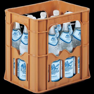 MÜHLENBACHER MINERALWASSER CLASSIC 12 x 0,7 Liter