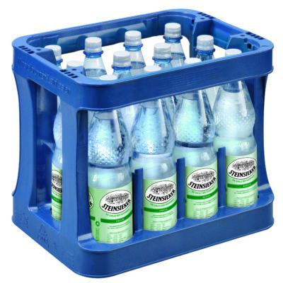 STEINSIEKER – Mineralwasser Medium – PET 12 x 1,0 Liter