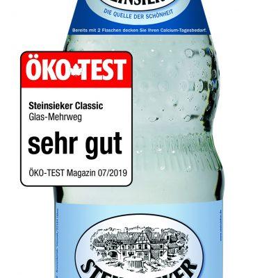 STEINSIEKER – Mineralwasser – 12 x 0,7 Liter