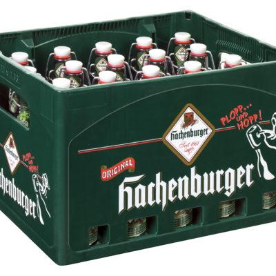 HACHENBURGER PILS Bügelverschluss 20 x 0,33 Liter