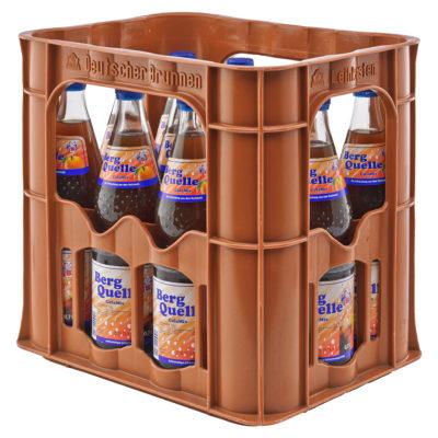 BERG QUELLE Colamix Kasten 12 x 0,7 Liter