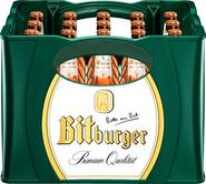 BITBURGER KELLERBIER 20 x 0,5 Liter