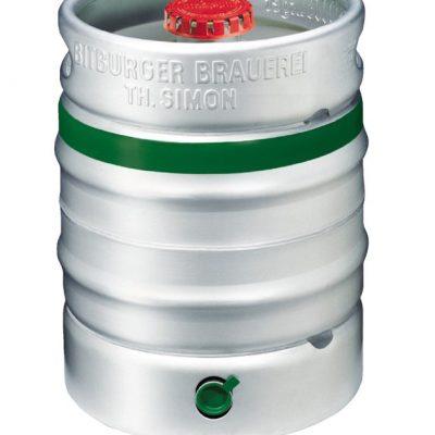 FASSBIER BITBURGER PILS 15 Liter