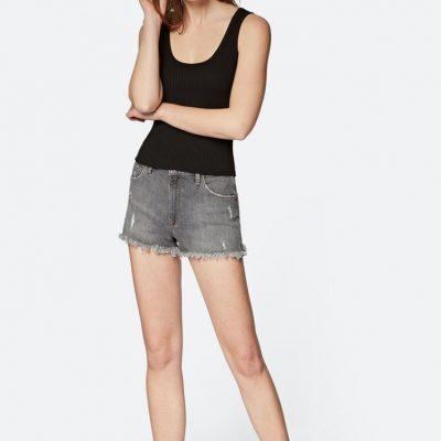Shirt in schwarz von Mavi Jeans