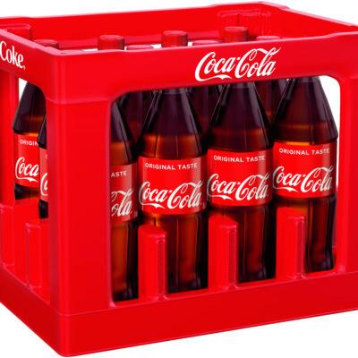 COCA-COLA – Koffeinhaltiges Erfrischungsgetränk