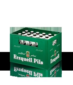 ERZQUELL PILS 24 x 0,33 Liter