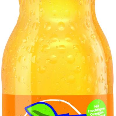 FANTA – Erfrischungsgetränk mit Orangengeschmack