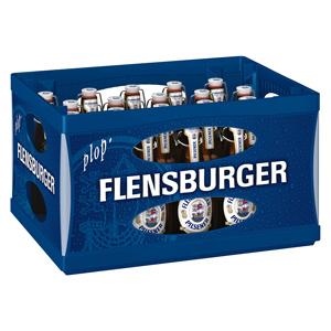 FLENSBURGER PILSENER Bügelverschluss 20 x 0,33 Liter