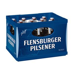 FLENSBURGER PILSENER Bügelverschluss 20 x 0,5 Liter