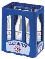 GEROLSTEINER SPRUDEL Glas 6 x 1,0 Liter