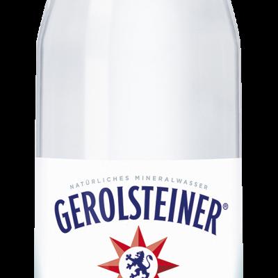 GEROLSTEINER MINERALWASSER MEDIUM PET 12 x 1,0 Liter