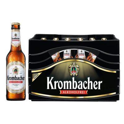 KROMBACHER PILS ALKOHOLFREI 24 x 0,33 Liter