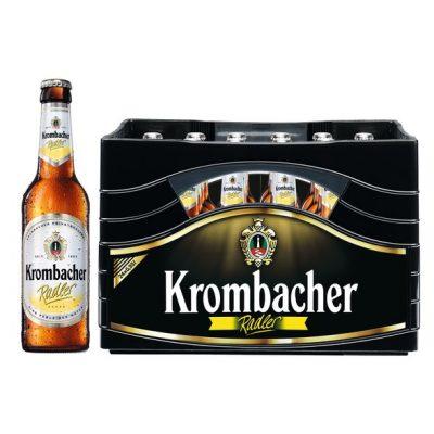 KROMBACHER RADLER 24 x 0,33 Liter