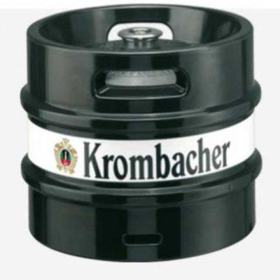 FASSBIER KROMBACHER PILS KEG 20 Liter