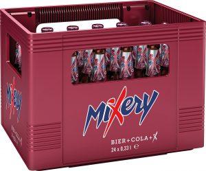 KARLSBERG MIXery (Bier + Cola) 24 x 0,33 Liter