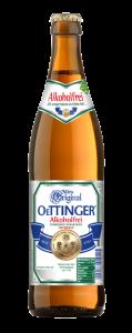 OETTINGER WEISSBIER ALKOHOLFREI 20 x 0,5 Liter