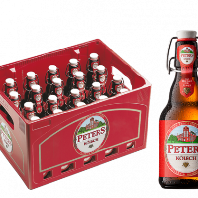 PETERS KÖLSCH 20 x 0,33 Liter