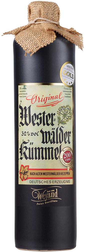 Original Westerwaelder-Kuemmel-07L Edeldestillerie Brennerei Weyand