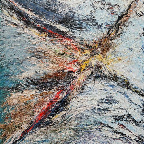 S1 Ölbild von Dierk Osterloh