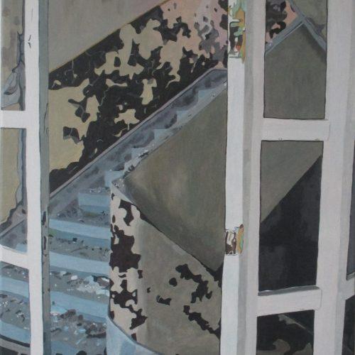 Bild Treppenaufgang
